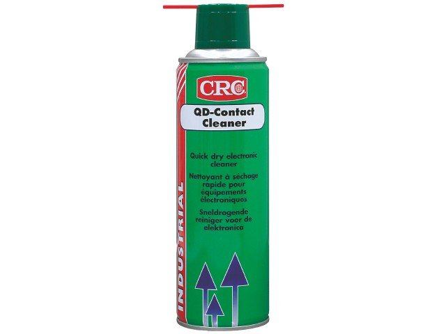 Elektronikrengøringsspray CRC QD-Contact Cleaner