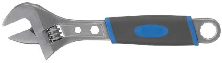 Skiftenøgle 200 mm cr-v