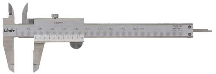 Lommeskydelære 6006-100 mm