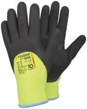 Image of   Tegera 683a hi-vis kuldebeskyttende handske
