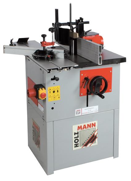 Bordfræsemaskine Holzmann FS160L