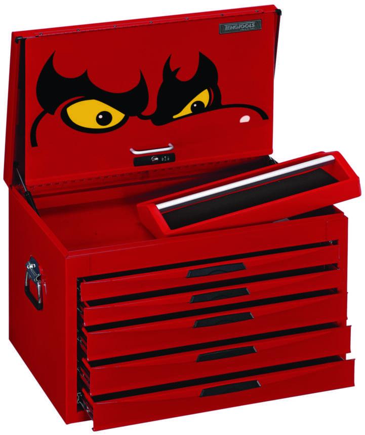 Værktøjskasse tc805nfx