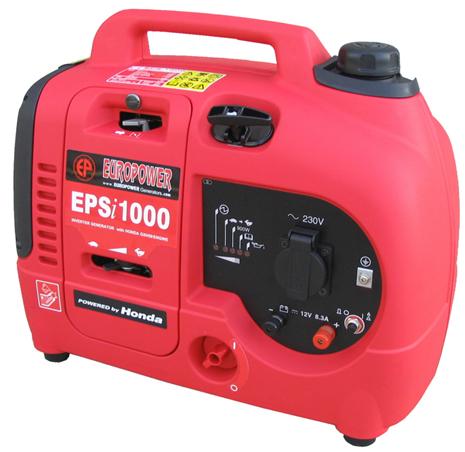 Image of   Generator EPSI 1000 lydsvag