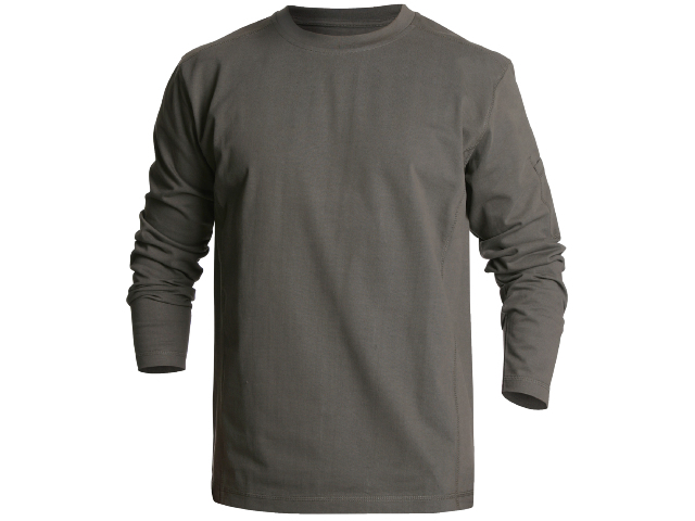 Image of   Langærmet sweatshirt
