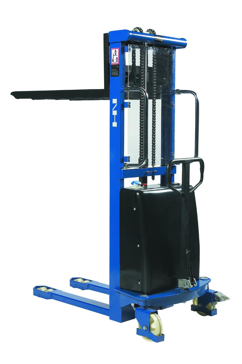 Image of   SB1016E - Stabler, elektrisk - løftehøjde 1600 mm - 1000 kg.