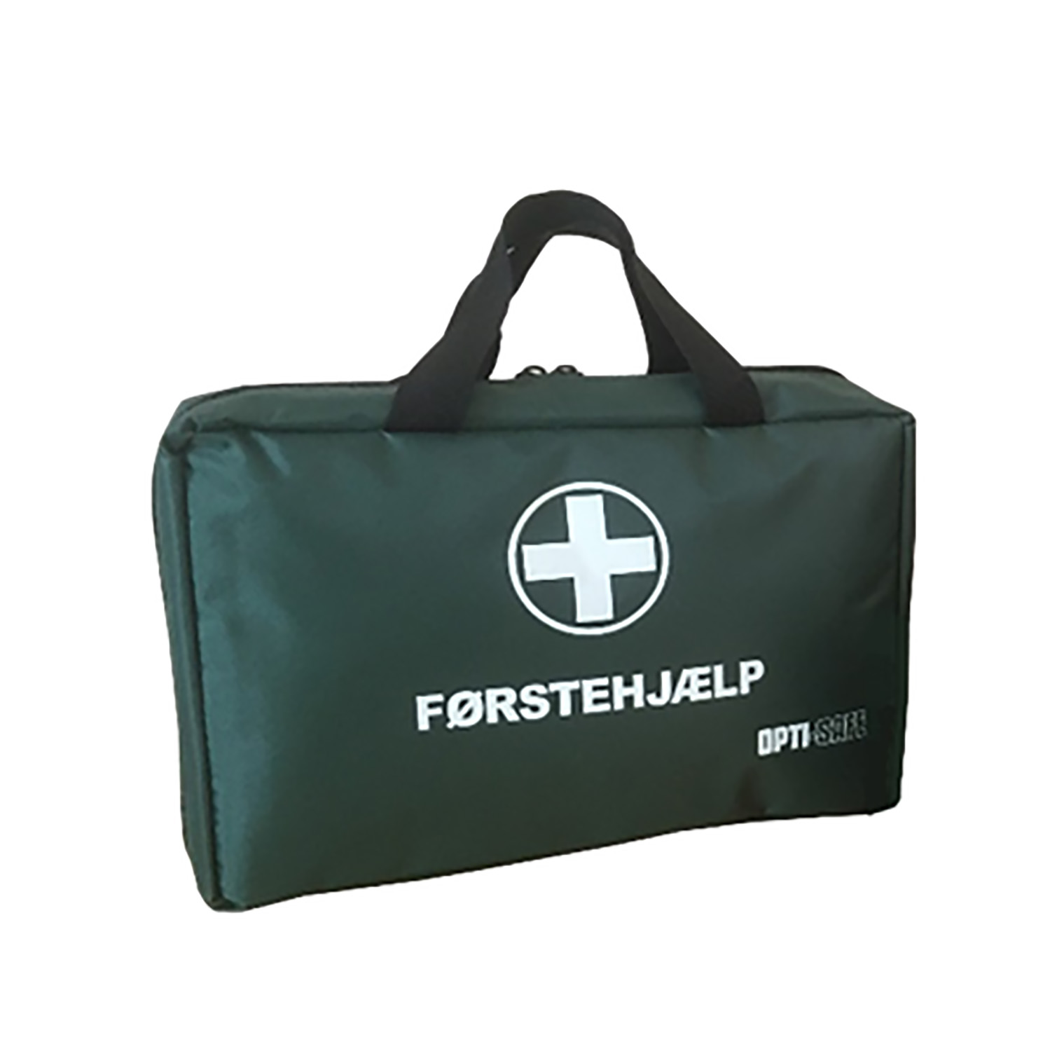 Image of   OPTI-SAFE Førstehjælpstaske Mellem, 6 lommer