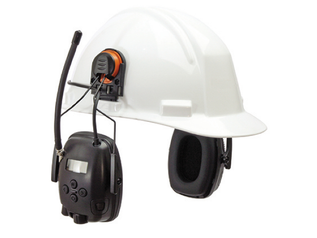 Image of   Radioheadset Sync Electo til hjelm