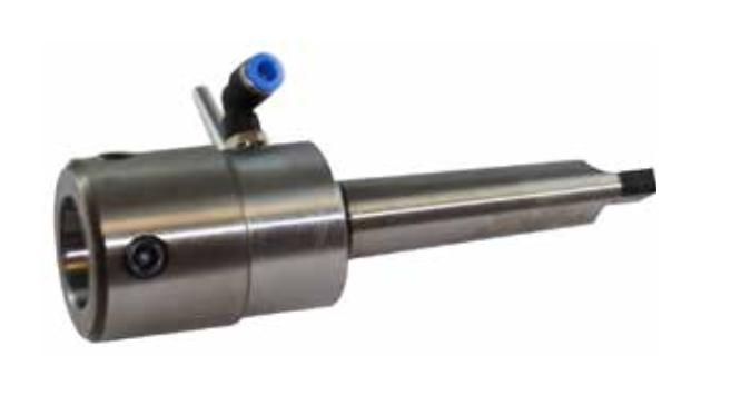 """Image of   MK4 morsekonusholder med indvendig køling og W19(3/4"""") skaft"""