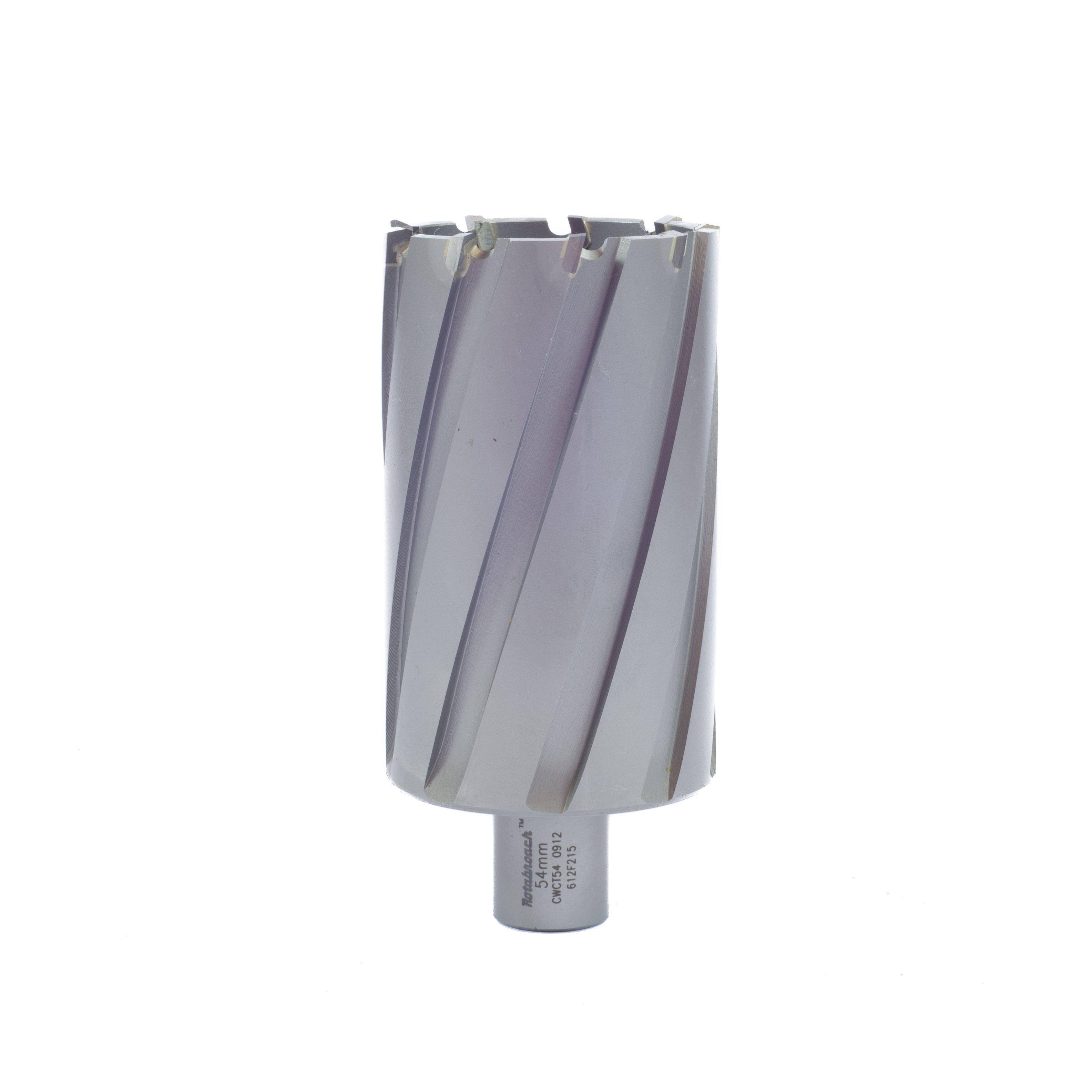 Image of   Rotabroach HM kernebor 18 x 80mm Weldon skaft 19mm / 3/4