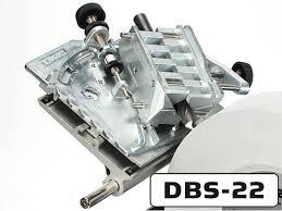 DBS-22 slibeholder til bor