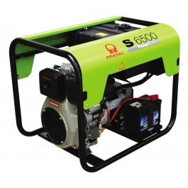 S6500SYEDI Pramac Diesel Generator