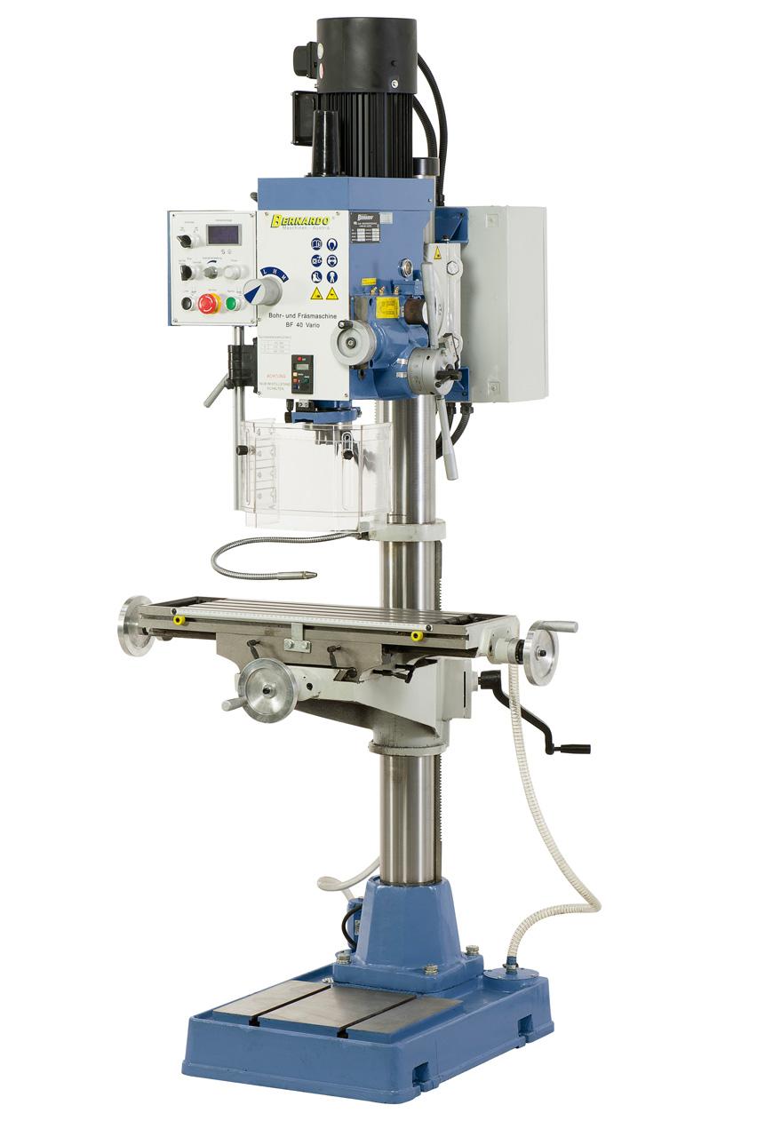 Image of   BF 40 Vario boremaskine med automatisk fremføring