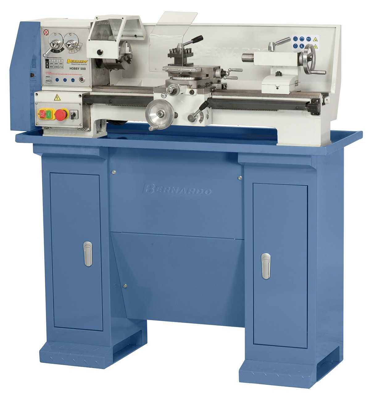 Image of   Hobby 500 metaldrejebænk Bernardo