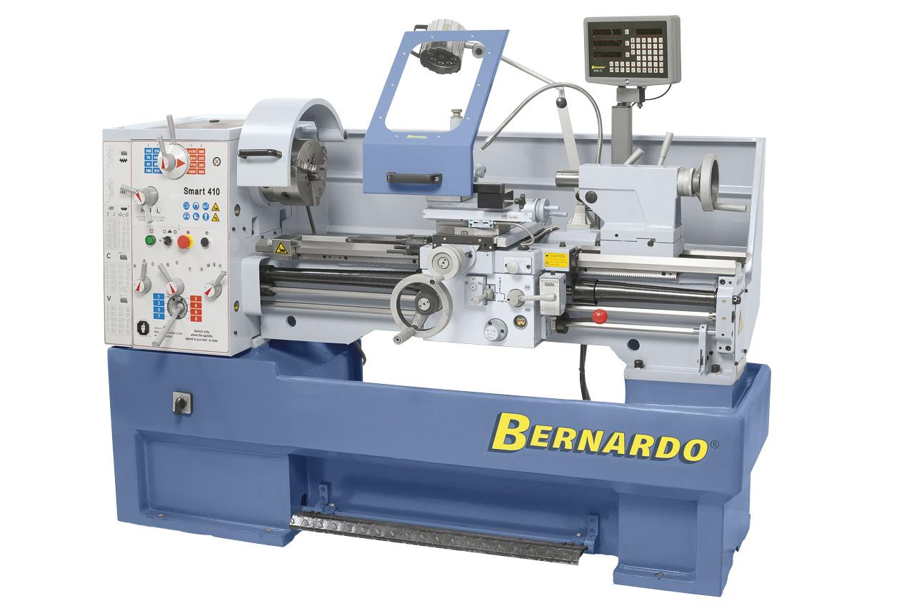 Image of   Smart 410 x 1000 Bernardo metaldrejebænk høj præcision