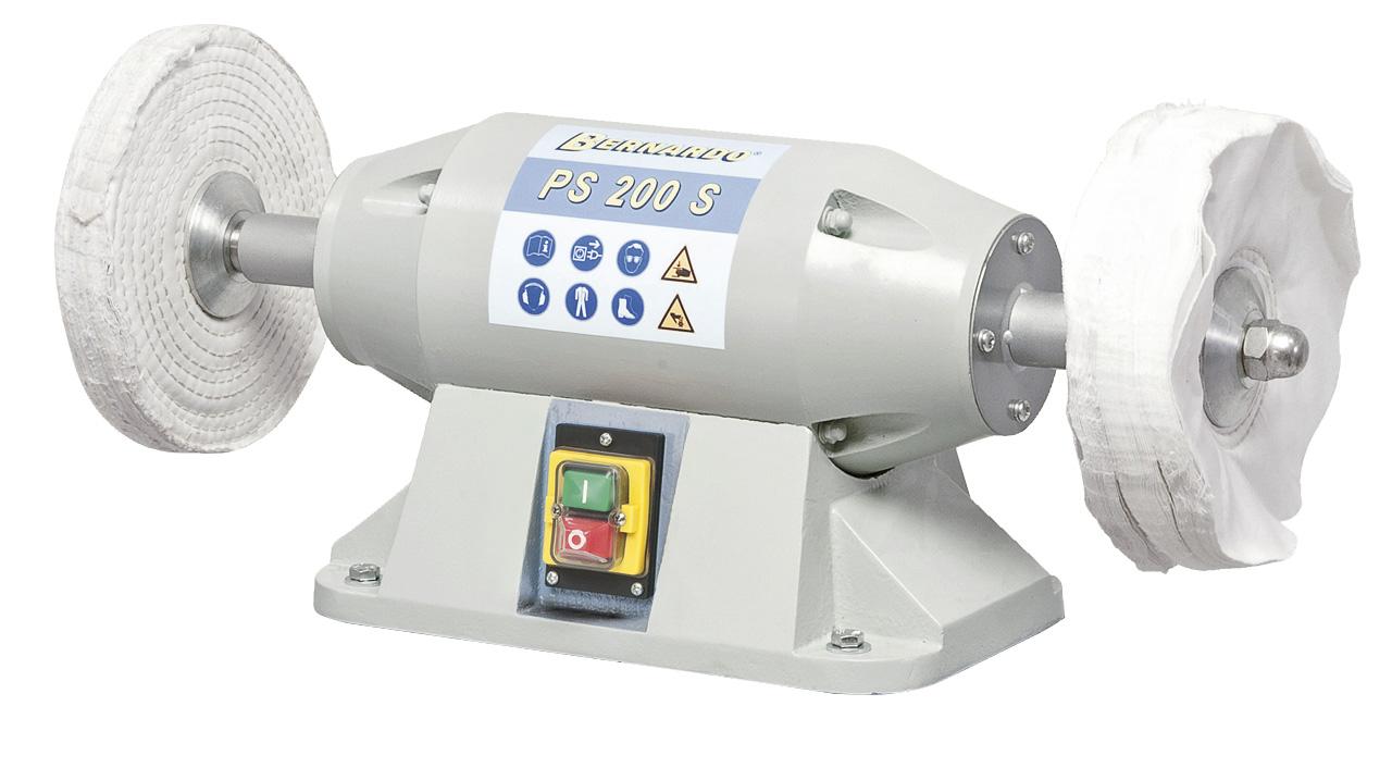 PS 200 S Polermaskine 230 V eller 400v