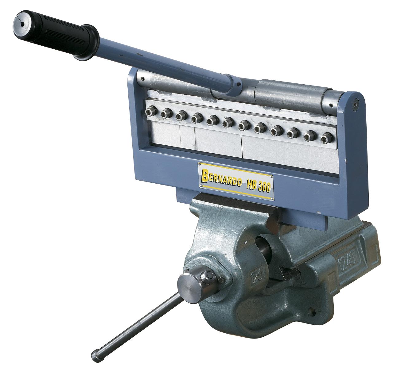 Image of   HB 300 kantbukker til skruestik