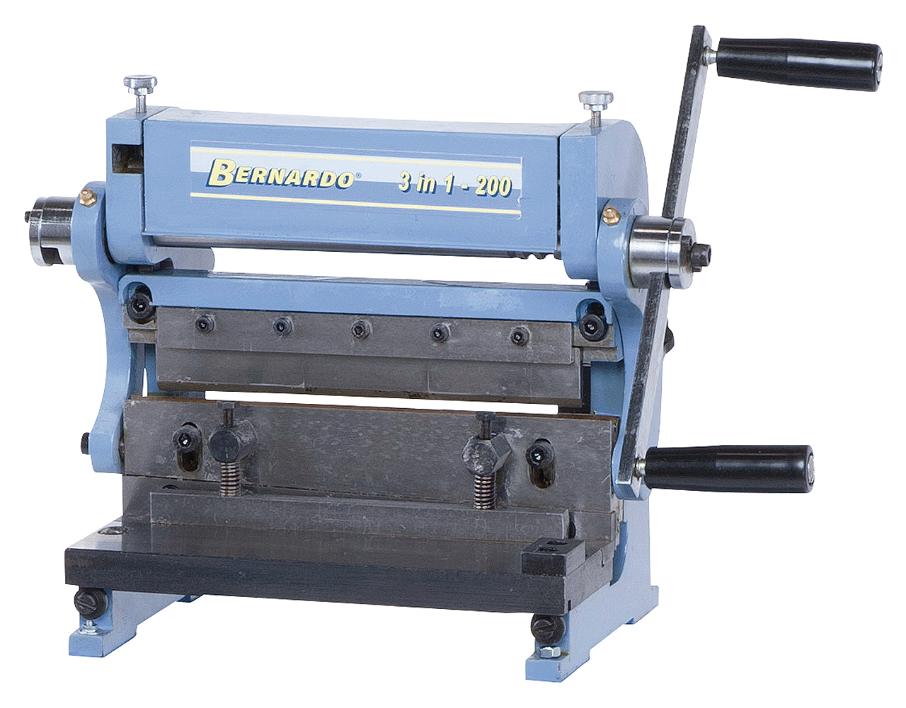 Image of   3 i 1 - pladebearbejdningsmaskine 200 mm