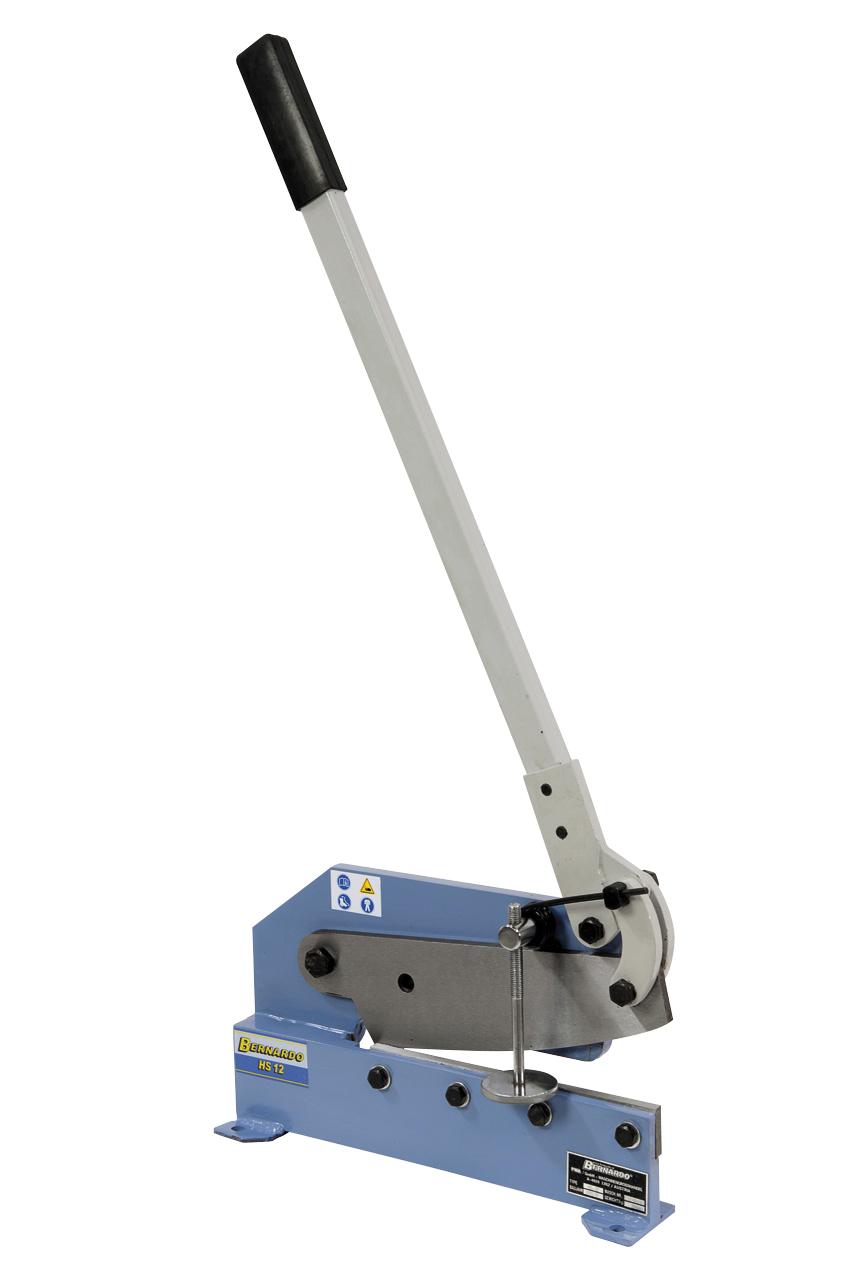 Image of   HS 12 pladeklipper Bernardo 300mm