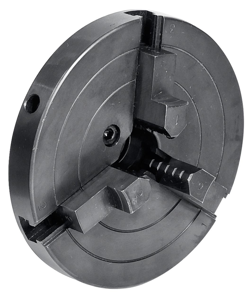Image of   3-bakket spændepatron 125 mm