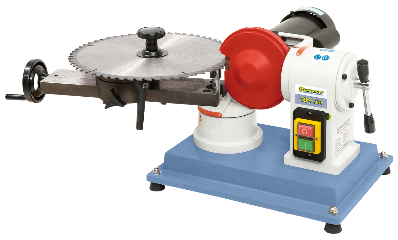 SBS 700 slibemaskine til rundsavsklinger