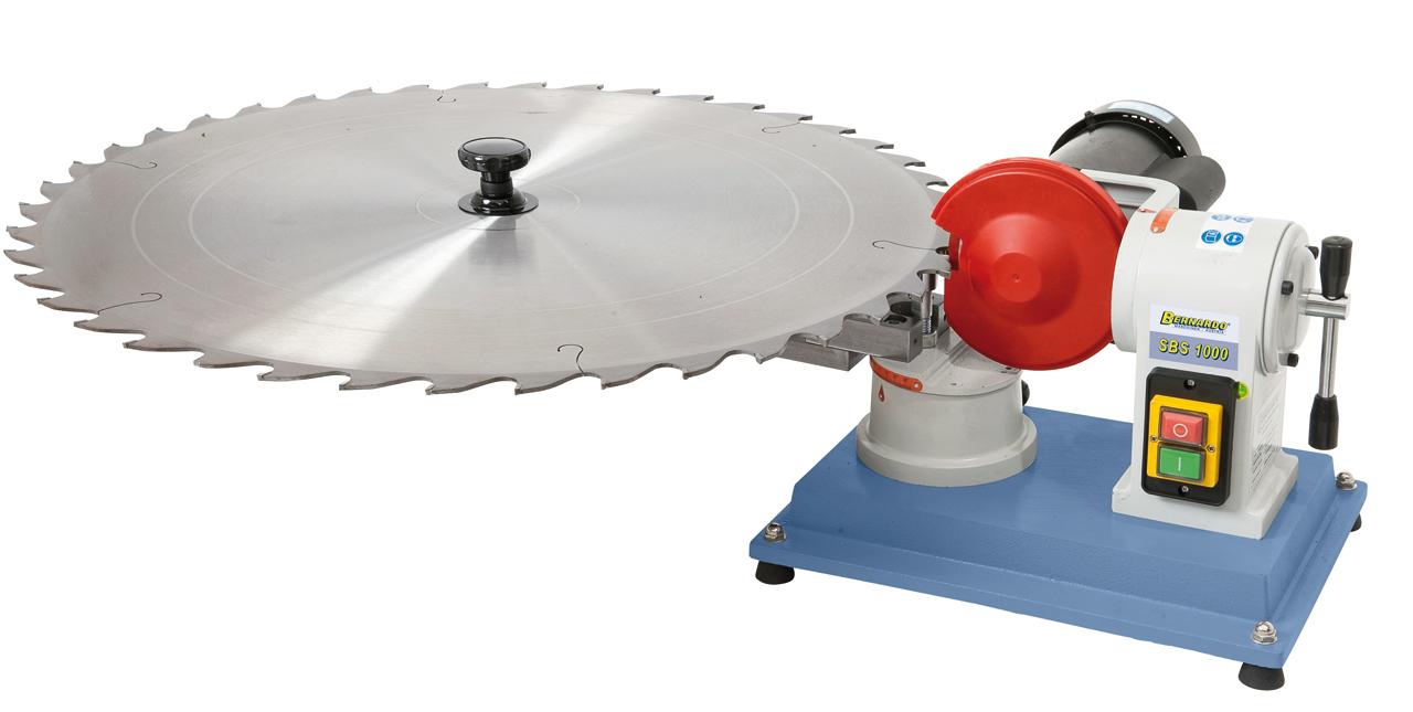 Image of   SBS 1000 Slibemaskine til rundsavsklinger 80-1000mm