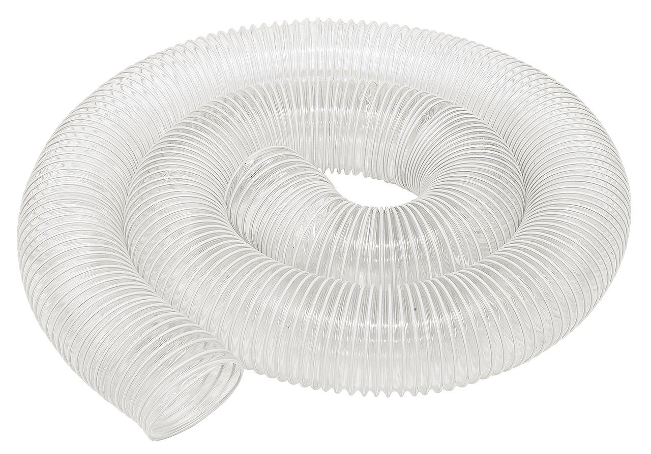 Image of   PVC-slange diam. 100 mm (4 m)