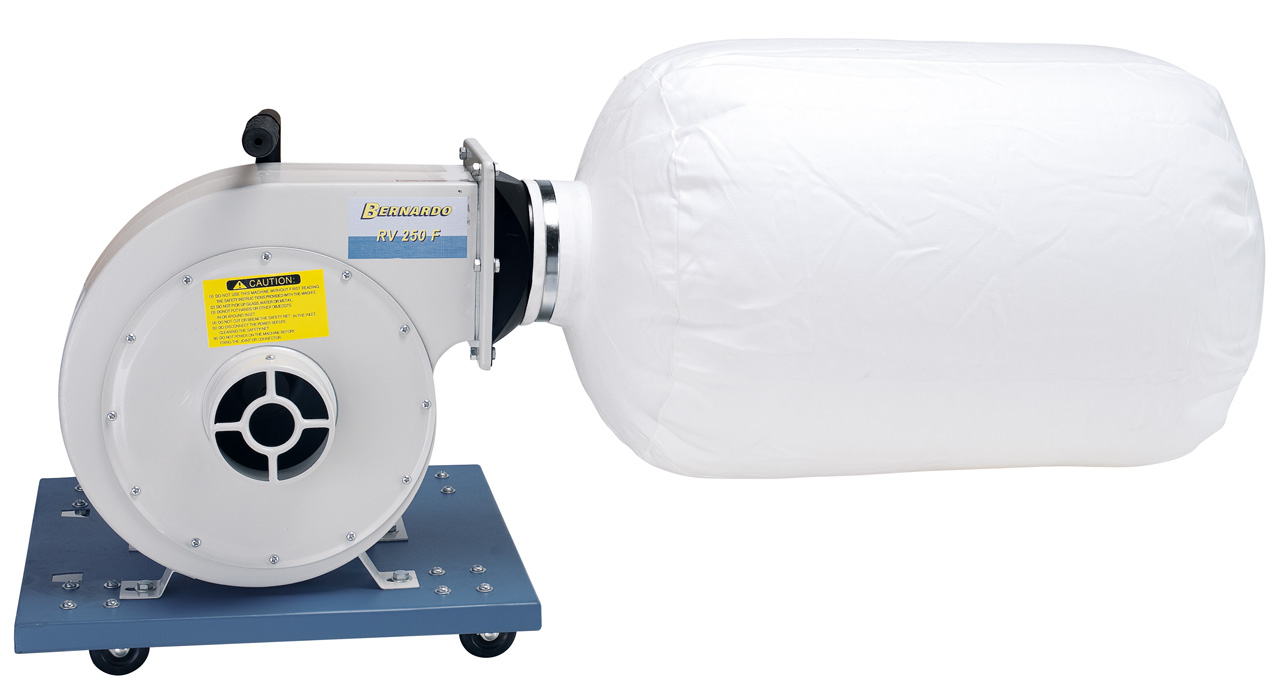 Image of   RV 250 F - Centrifugalventilatorer