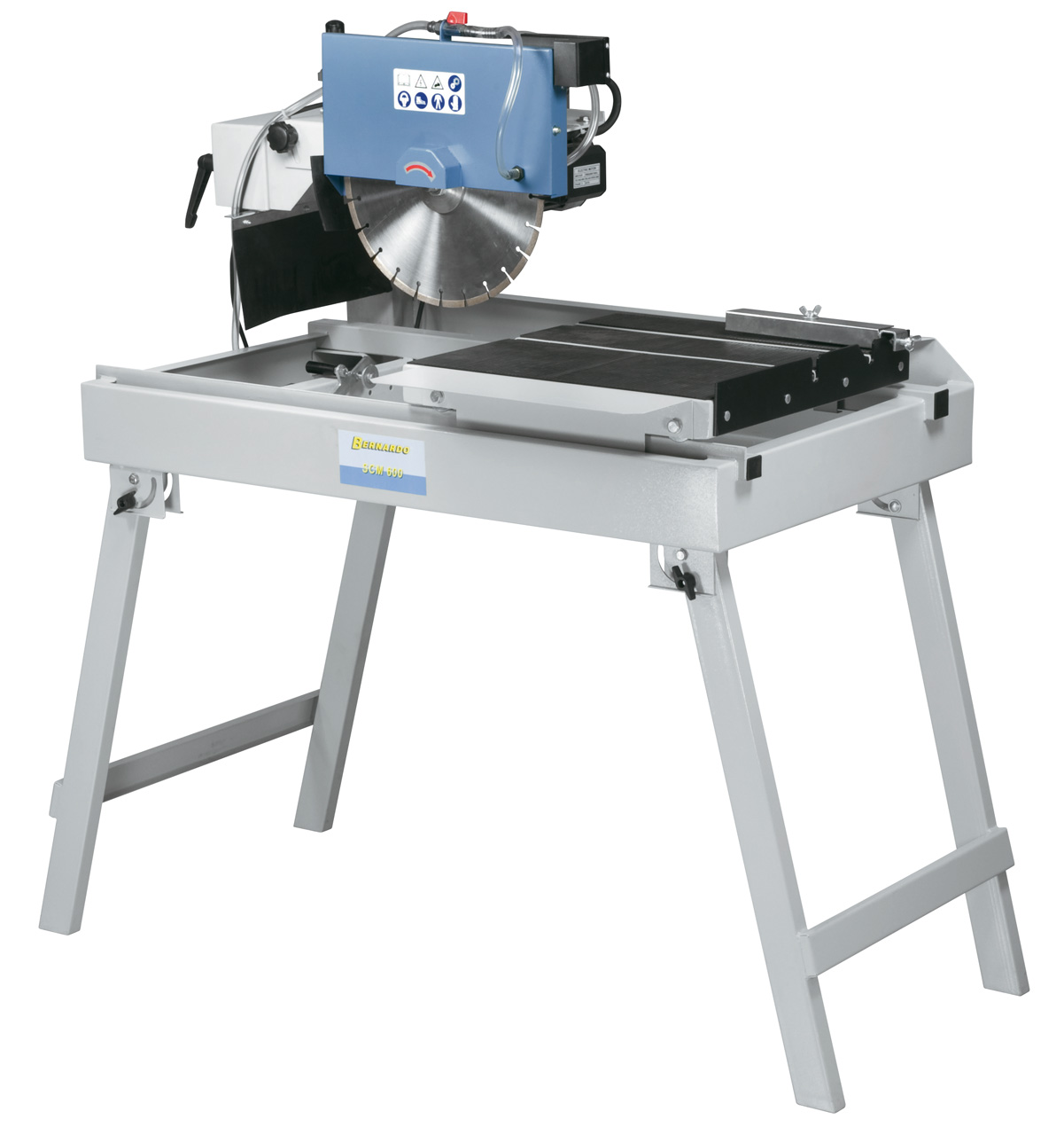 Image of   SCM 600 stenskæremaskine
