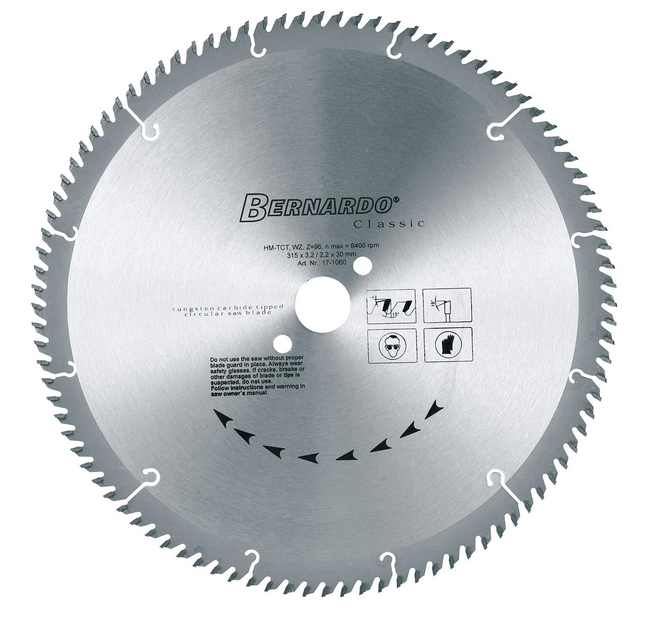 TCT rundsavsklinge ATB - 300 x 96T