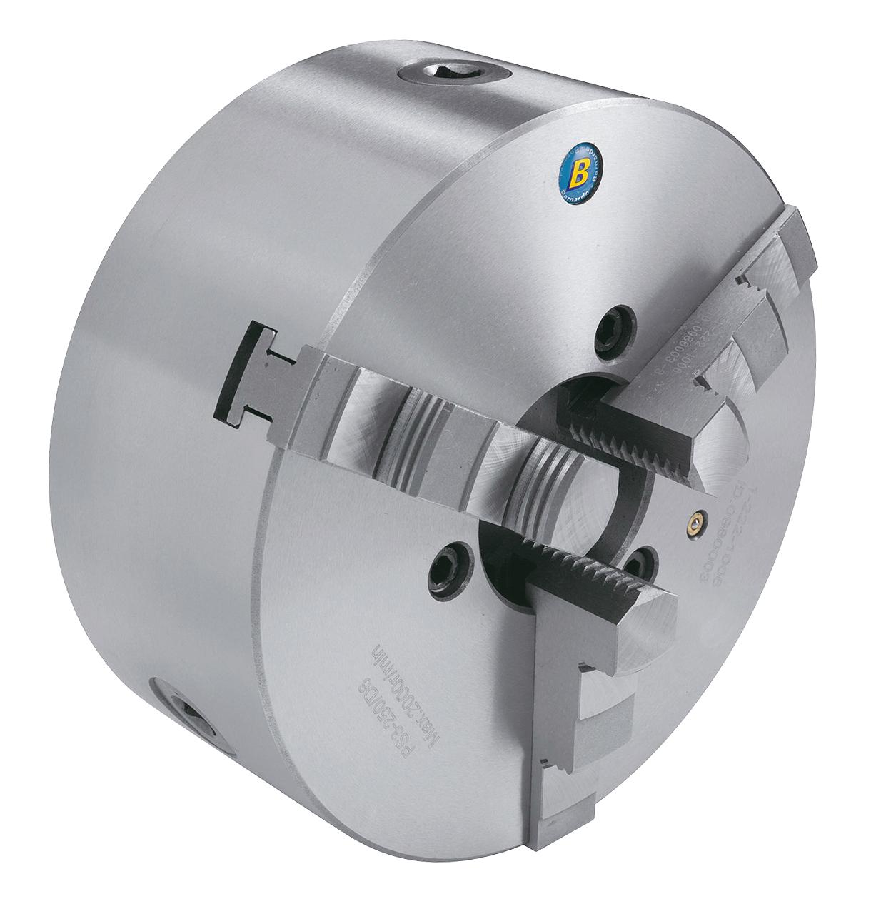 Image of   3 bakket centrerpatron standard PS3-160/D5