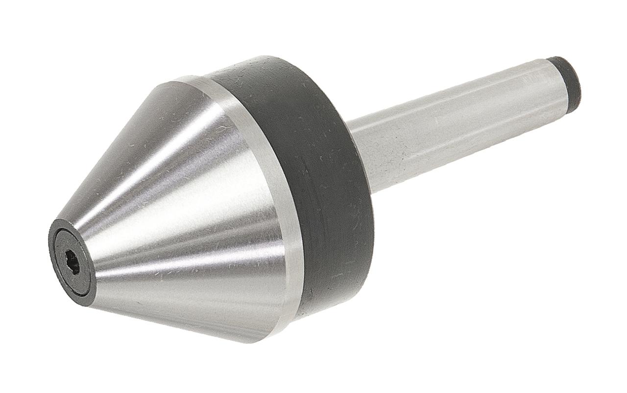 Image of   Medløbende centreringskegle MK 2 / 60 mm