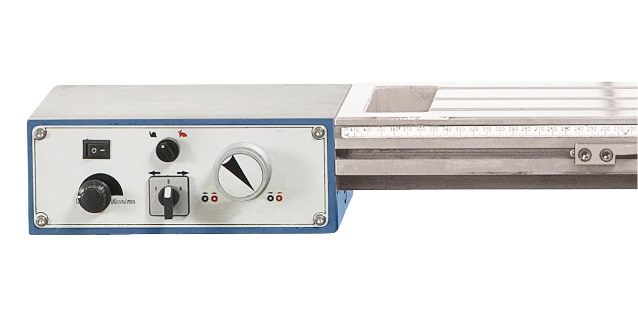 Image of   Automatisk fremføring til fræsemaskine FTV 7 / 230 V f. BF 30 Super