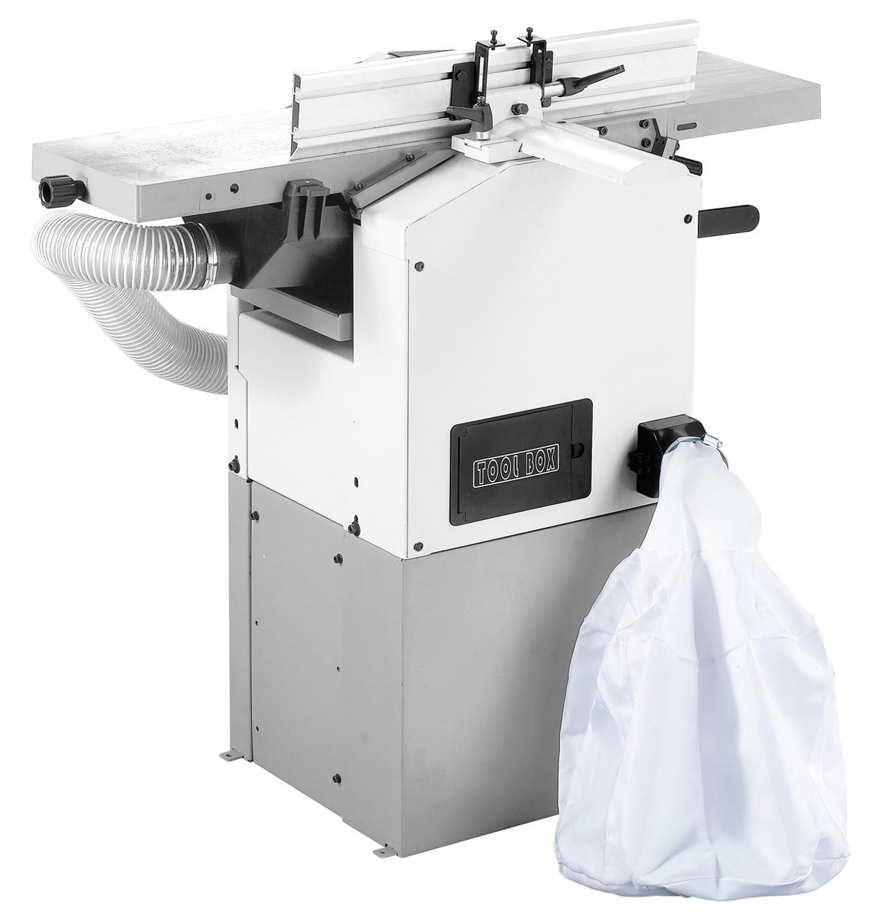 Filterpose for afrettertykkelseshøvl