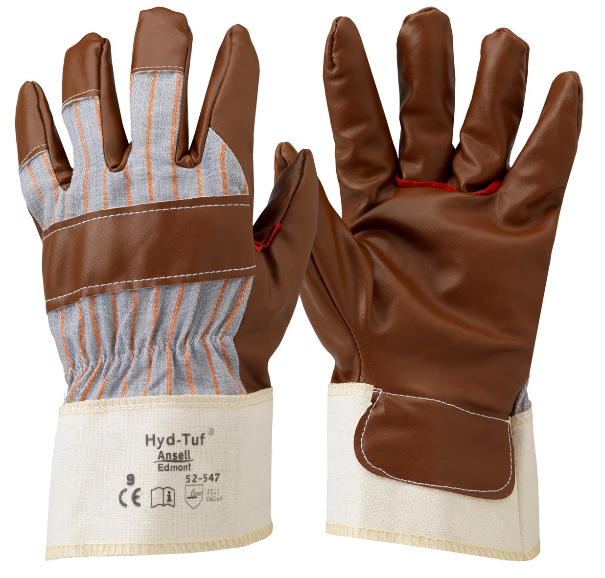Image of   Hyd-Tuf handske m/krave