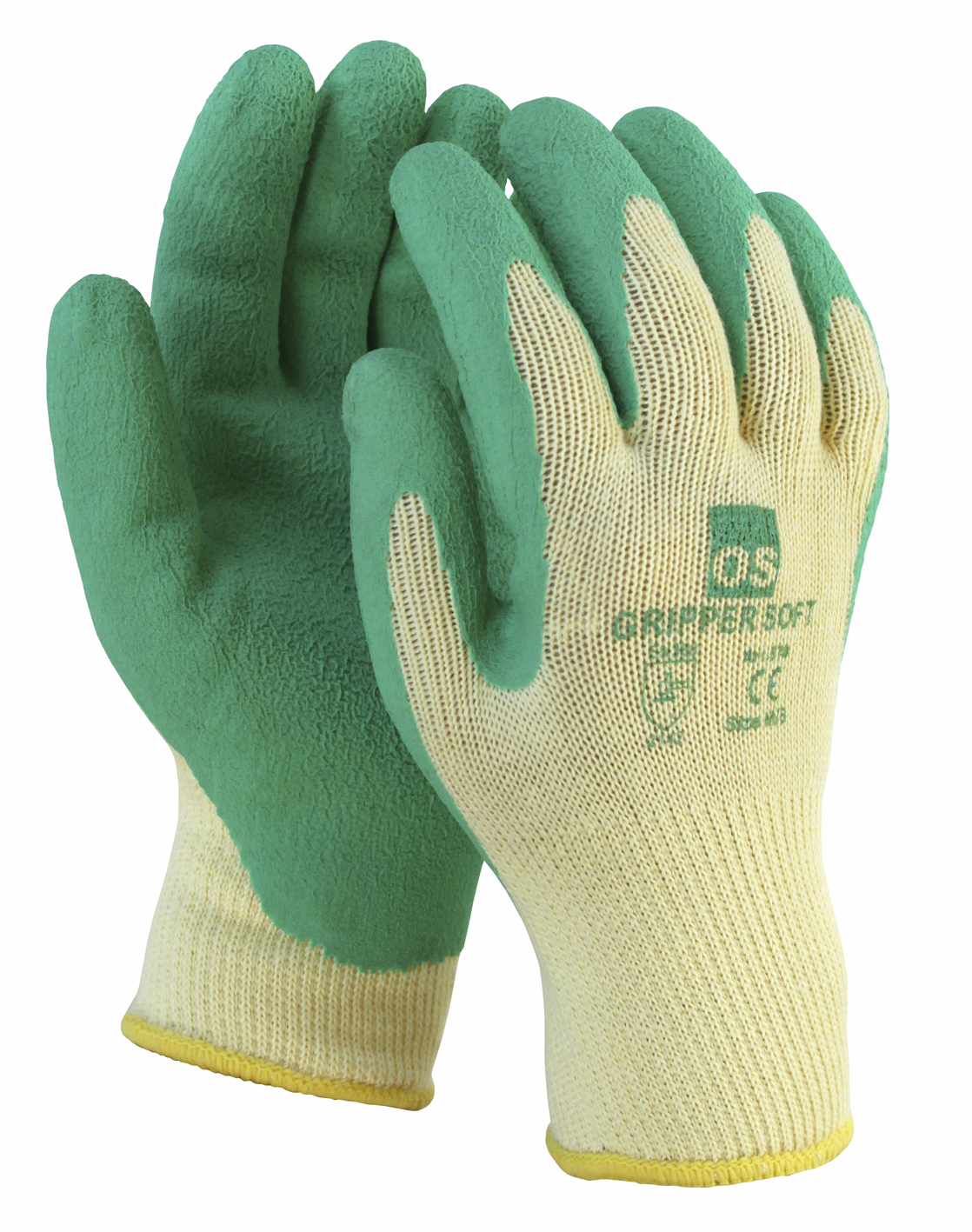 Image of   Gripper Soft, grøn