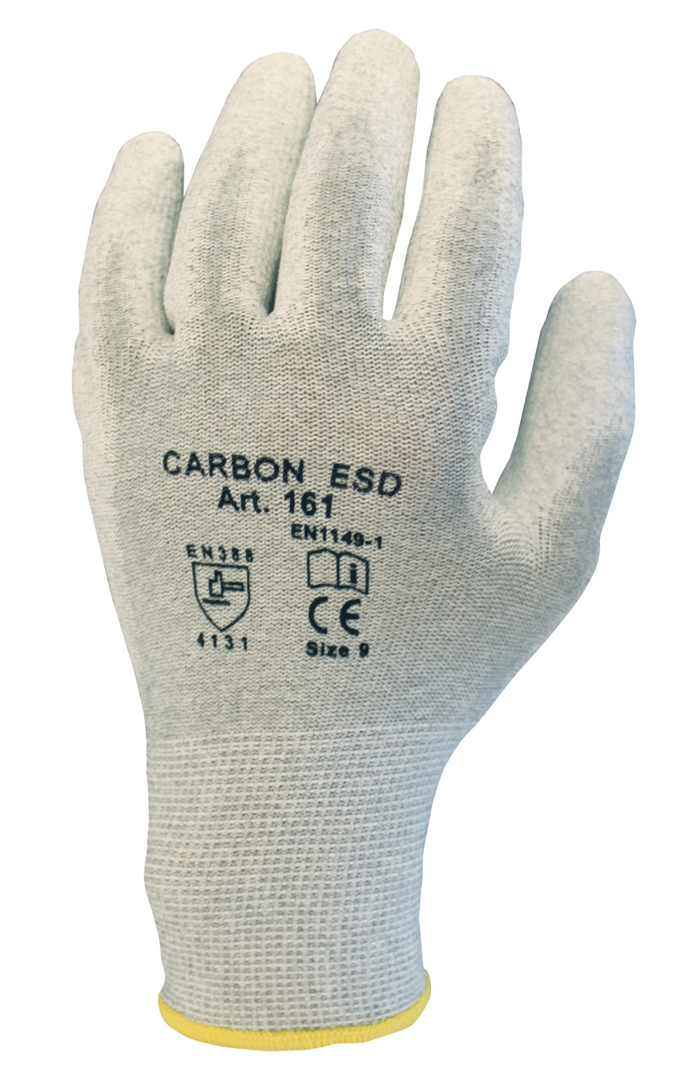 Image of   Carbon ESD PU Palm