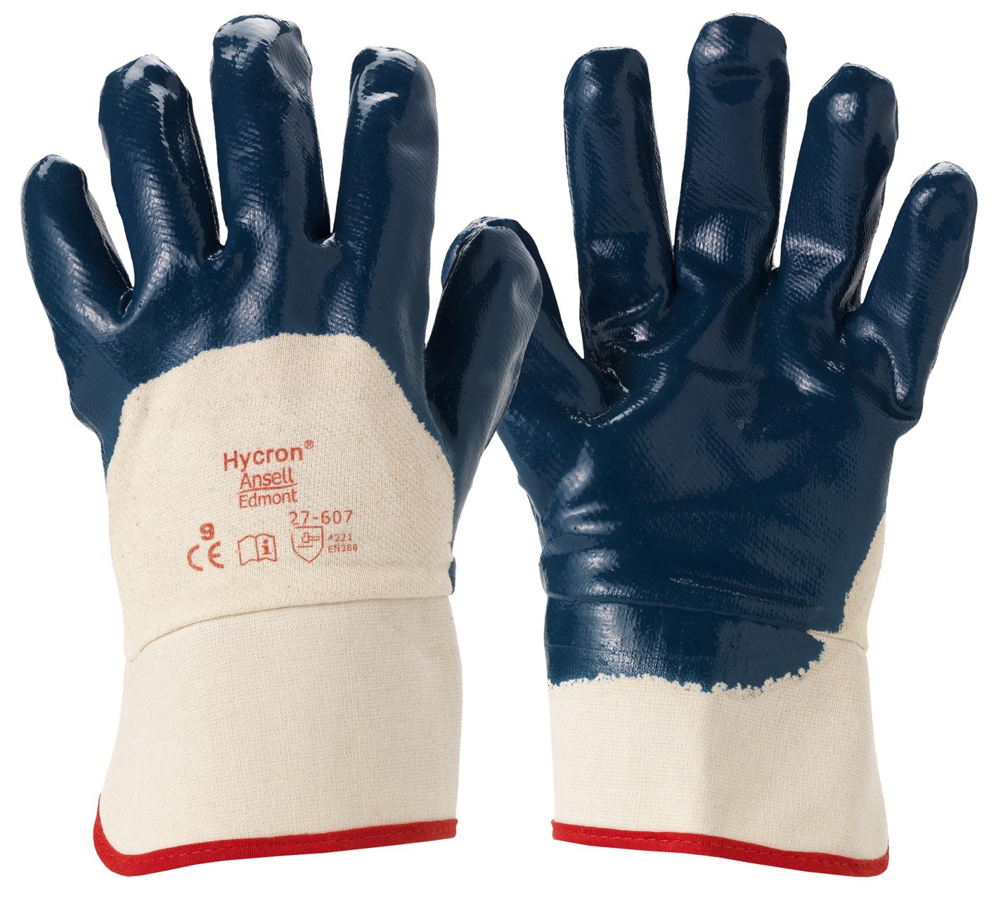 Image of   Hycron handske m/krave