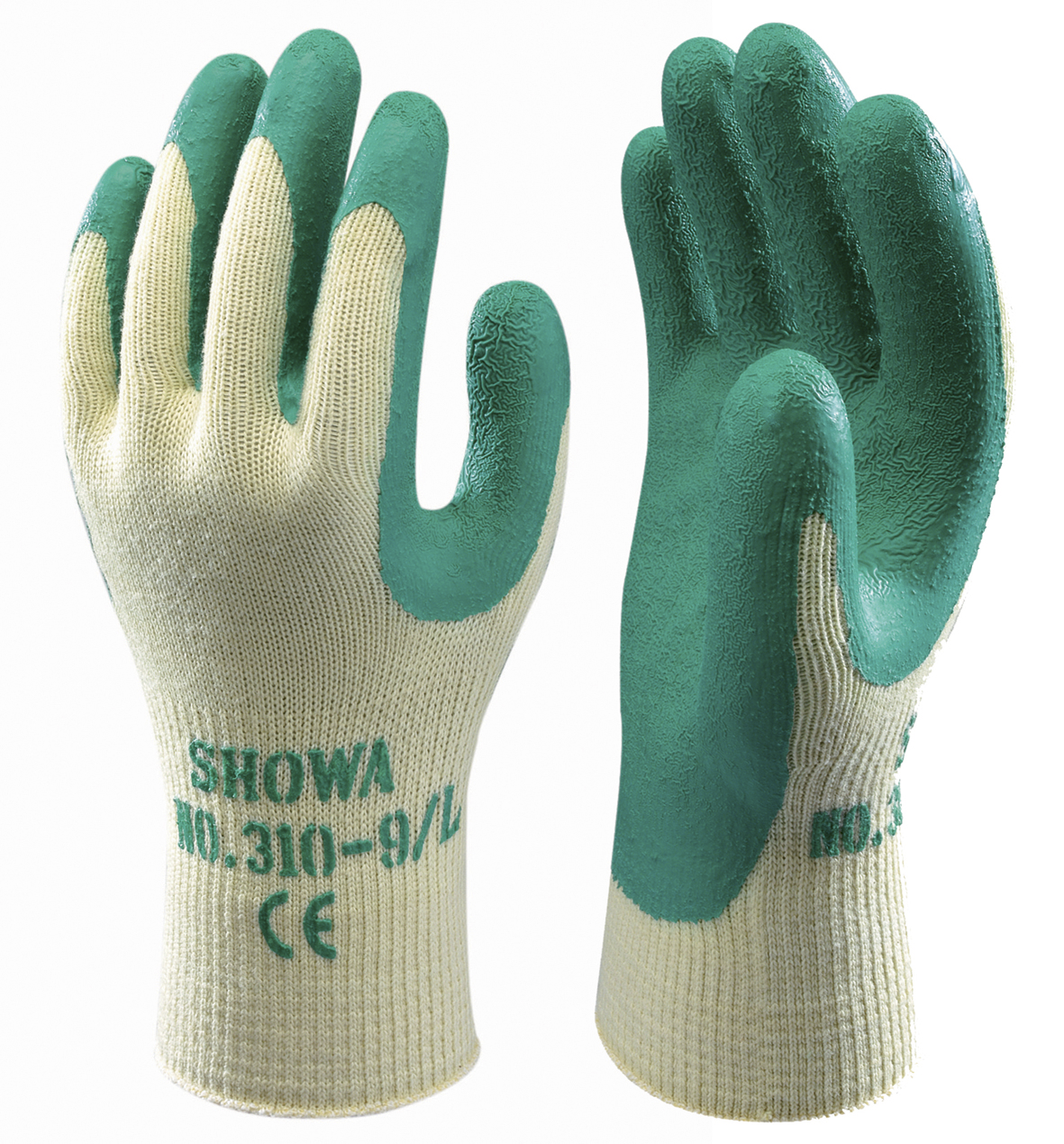 Image of   Showa Grip Green