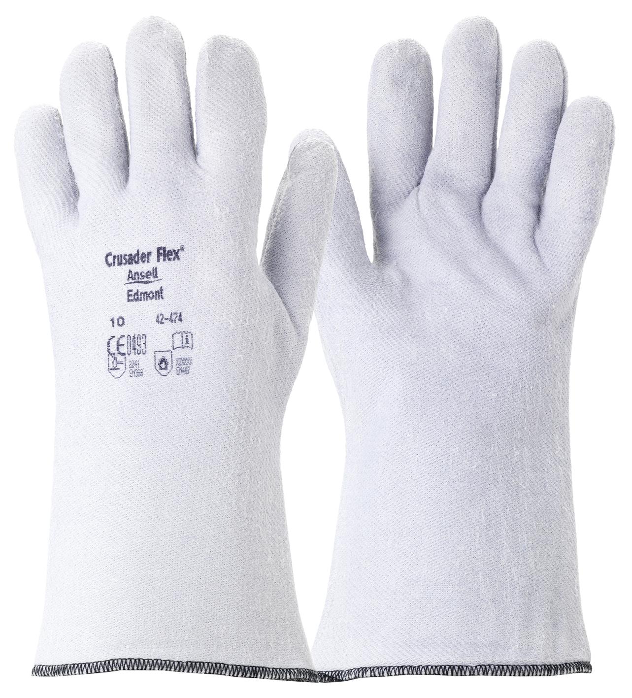 Image of   Crusader Flex handske, 33cm
