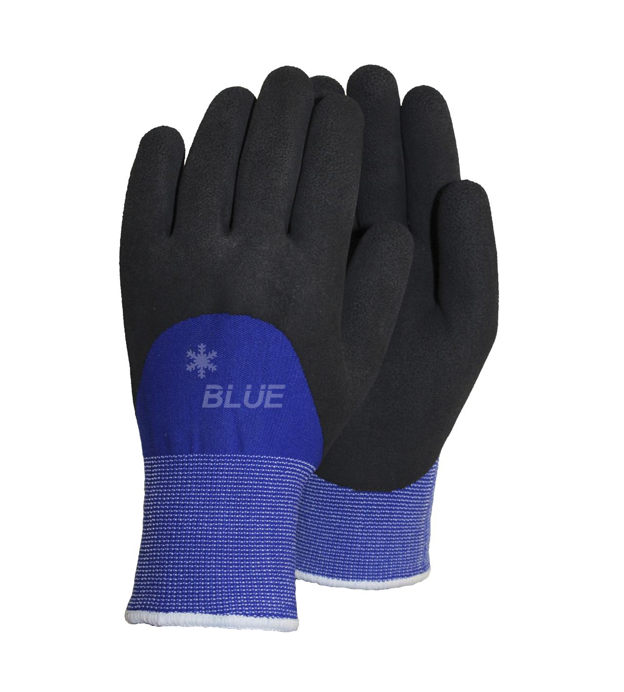 BLUE vinterhandske, latex-dyp